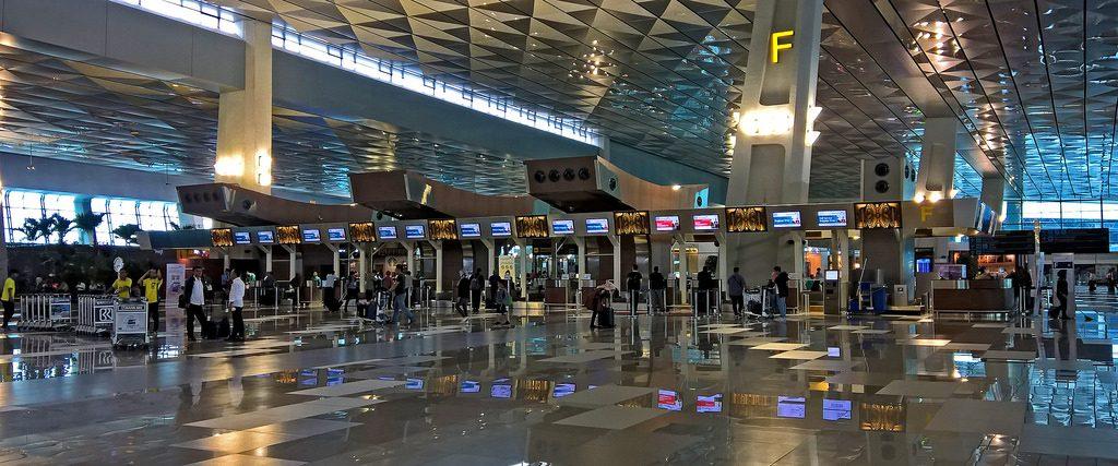 Terminal 3 Soekarno-Hatta