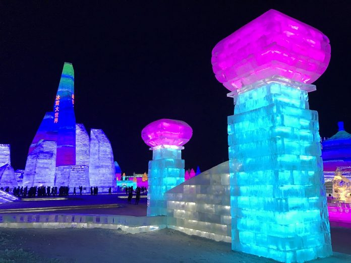 Festival Musim Dingin Harbin