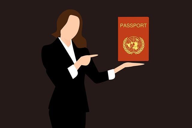 Paspor Lansia