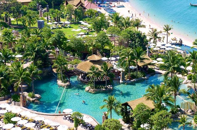 Liburan ke Pattaya Thailand