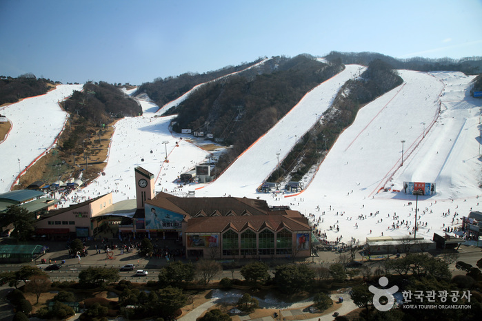 5 Ski Resort Terbaik di Korea Selatan yang Dekat dengan Kota Seoul 8
