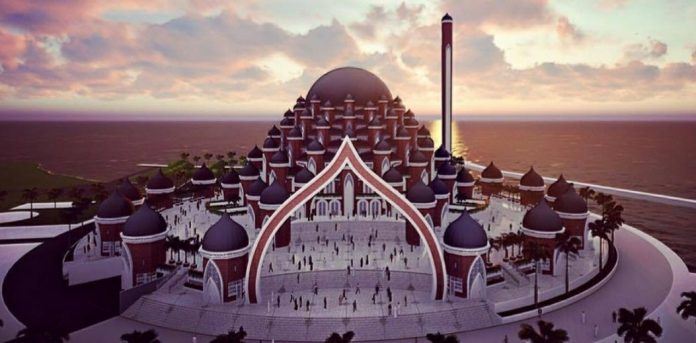 Masjid Raya Sulawesi Selatan