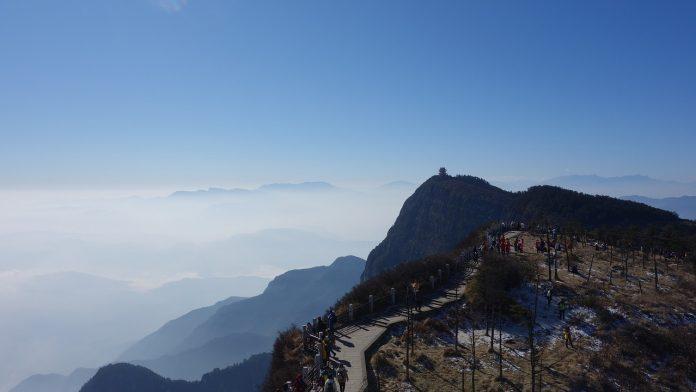 Gunung Emei