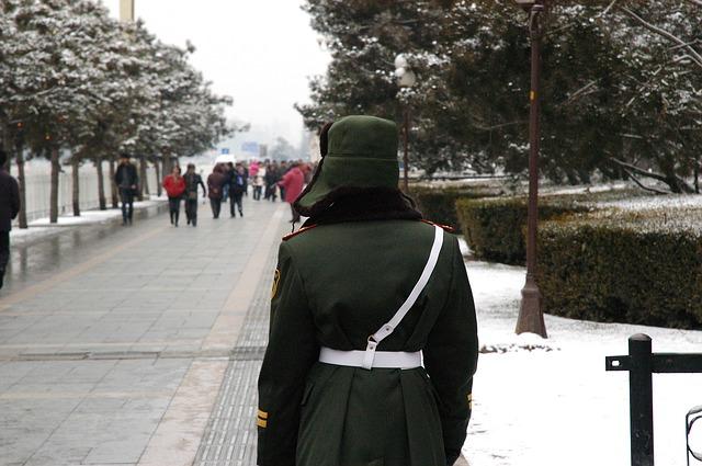 Berlibur ke Beijing