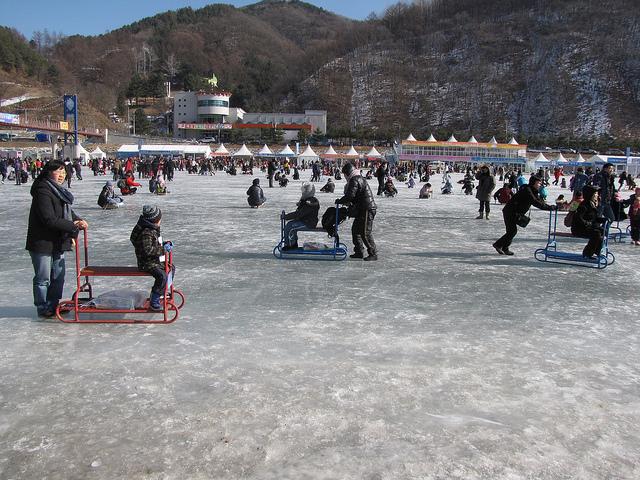 5 Rekomendasi Aktivitas Seru Saat Musim Dingin di Korea Selatan 10