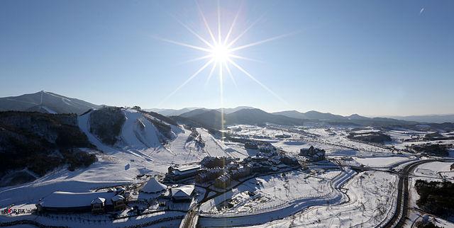Yongpyong Ski Resort