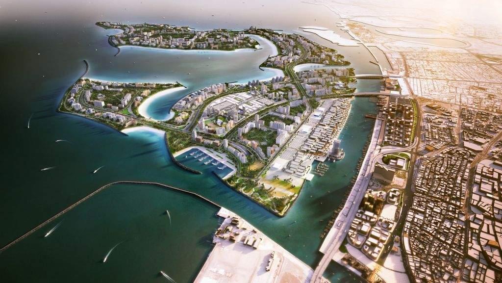 Siap-siap Melongo, Ini 5 Objek Wisata Terbaru di Emirate Arab 9