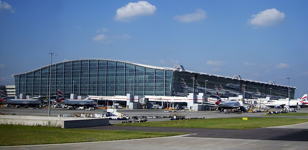 Bandara Internasional Heathrow