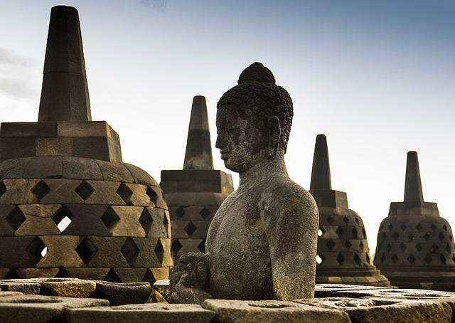 Daftar Tempat Wisata Sejarah Populer di Asia 1