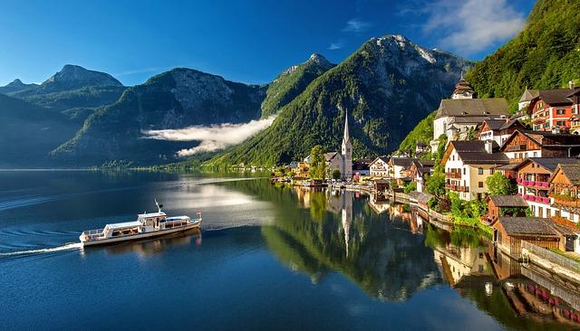 5 Desa Mempesona di Eropa Barat dengan Keindahan yang Menakjubkan 6