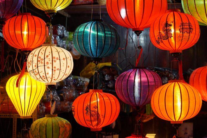 Sejarah Festival Lentera di China