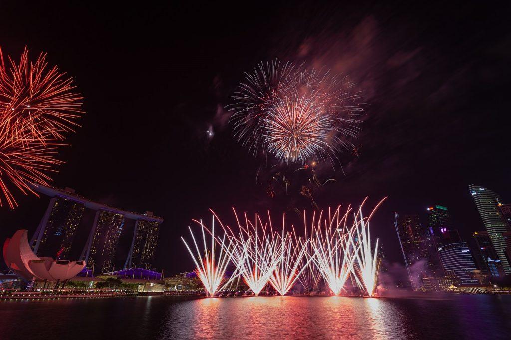 Festival 2019 di Negeri Singa