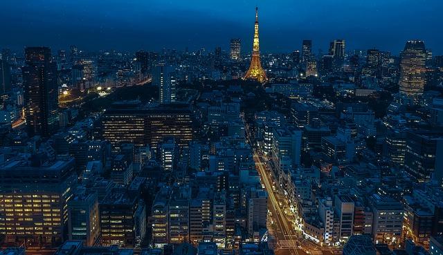 10 Hal Unik dan Menarik yang Hanya Ada di Tokyo 1
