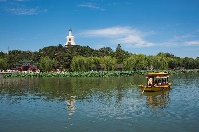 Taman Beihai Beijing