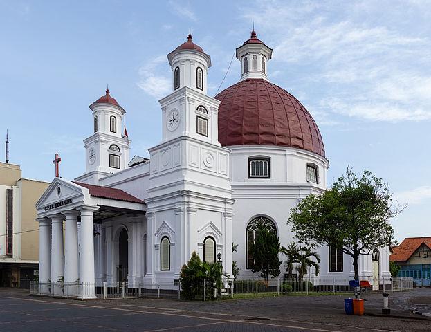 Wajib Dikunjungi, Tempat Wisata Populer di Semarang 2