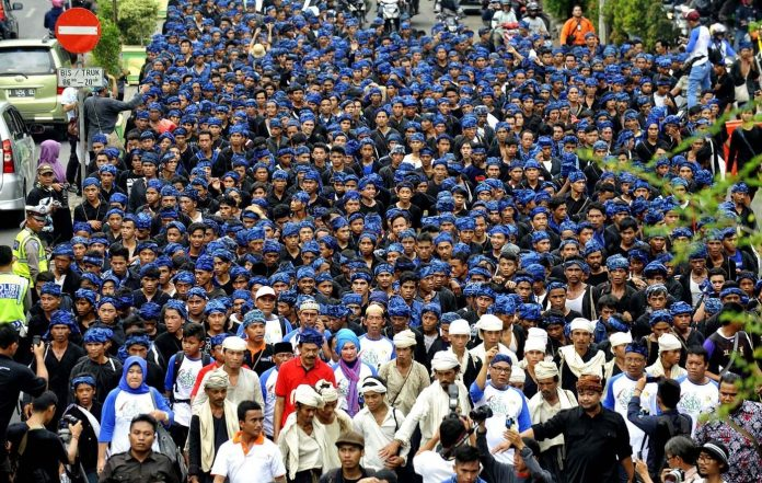 Exciting Banten on Seba Baduy