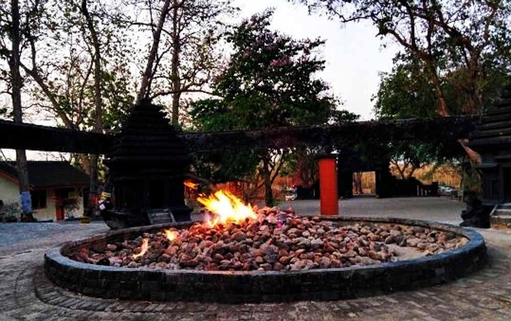 Kayangan Api Bojonegoro, Sumber Api Terbesar di Asia Tenggara 1