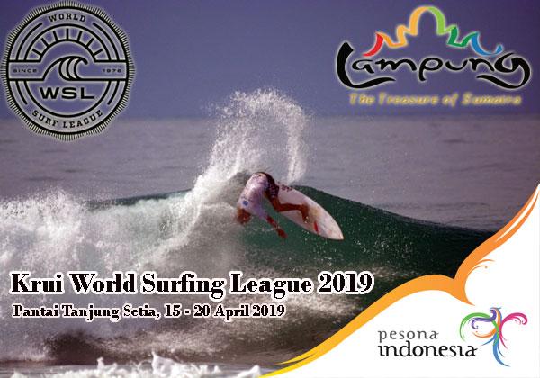 Menanti Kelincahan Peselancar di Ajang Krui World Surfing League 2019 1