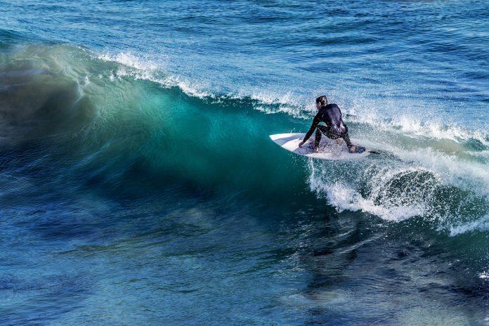 Krui World Surfing League 2019