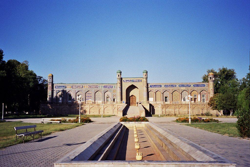 Istana Khudayar Khan di Lembah Fergana, Bukti Tingginya Peradaban Uzbekistan 1