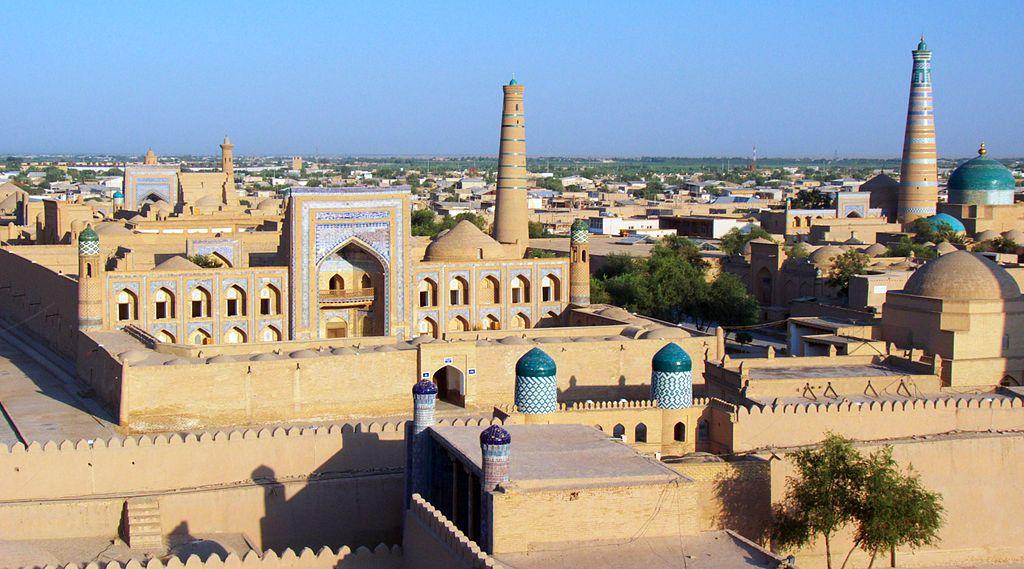 Daftar 5 Tempat Menarik di Uzbektistan yang Menarik untuk Dikunjungi 4