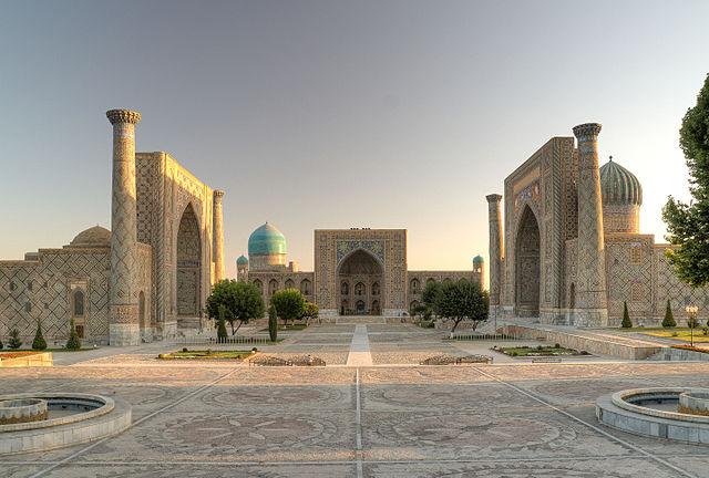 Daftar 5 Tempat Menarik di Uzbektistan yang Menarik untuk Dikunjungi 5