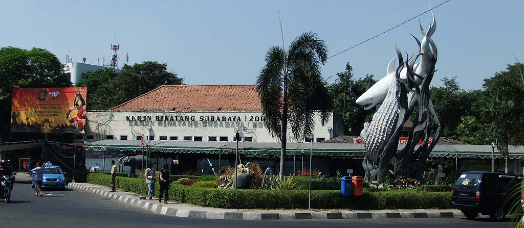 5 Tempat yang Cocok Untuk Bercengkrama Bersama Keluarga di Surabaya 6