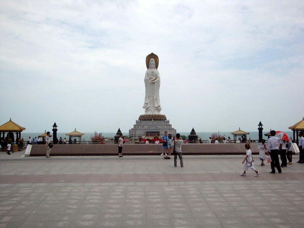 Nanshan Buddist Culture park