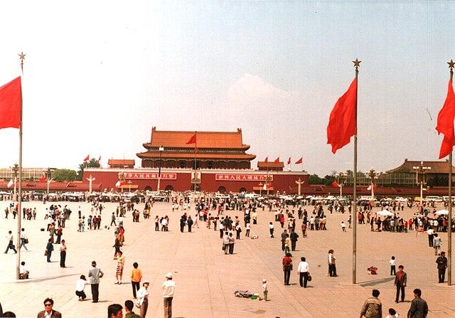 Lapangan Tiananmen: Kisah Kelam yang Ingin Dihapus China 1