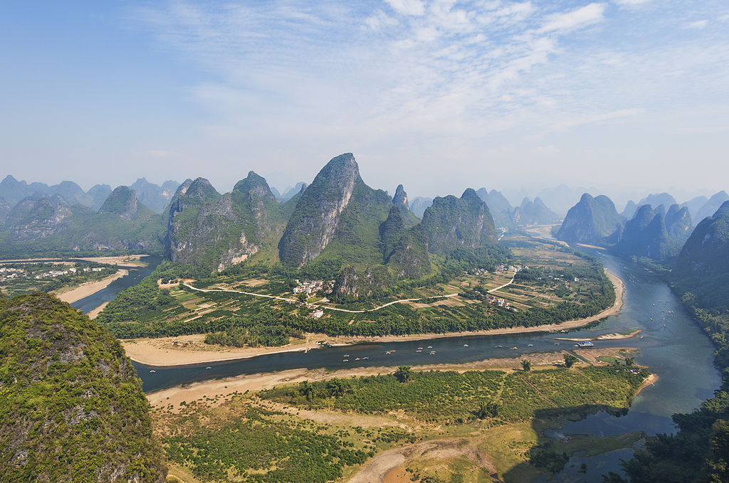 3 Kota di China yang Jadi Destinasi Favorit Wisatawan 5