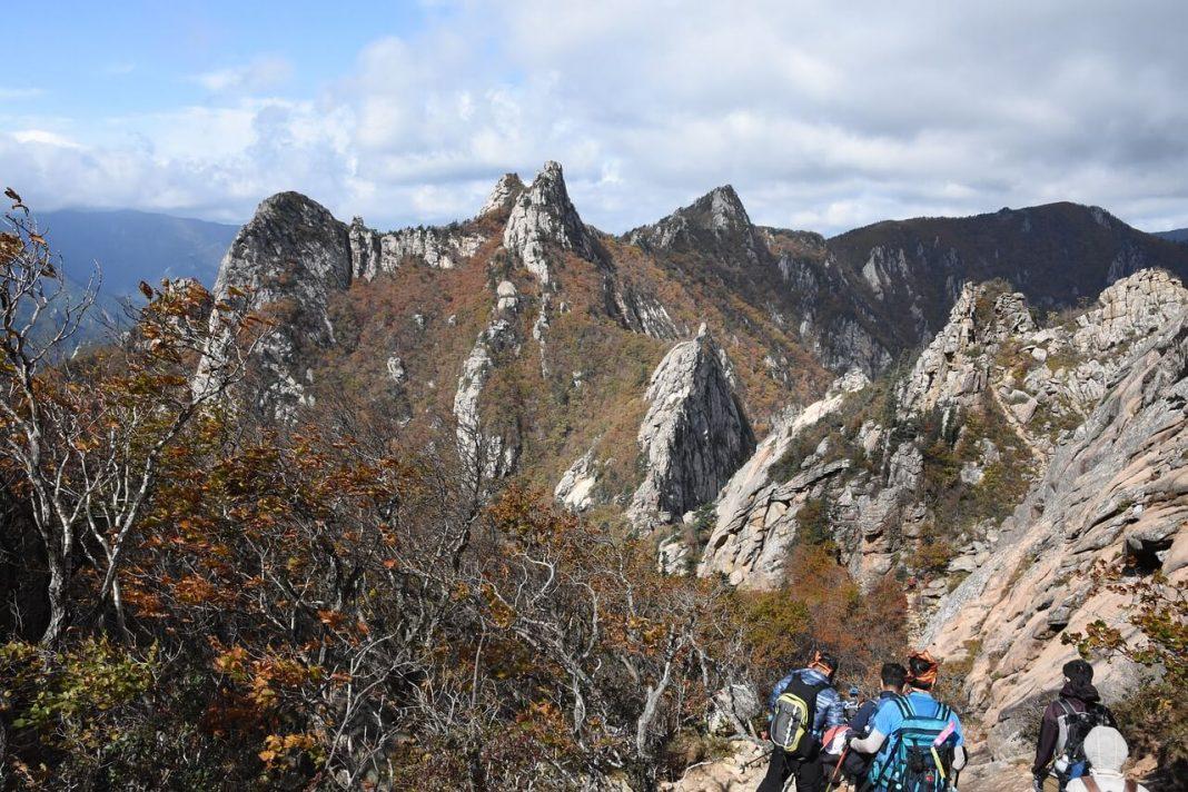 Mt Seorak