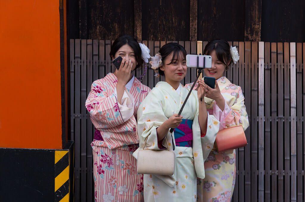 Mengenal Kimono, Pakaian Tradisional Jepang yang Mendunia 1