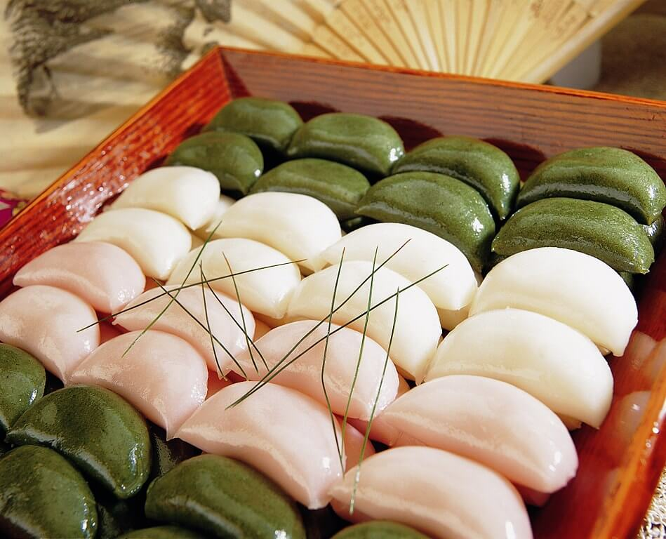 Makanan Musim Gugur yang Banyak ditemui di Korea Selatan 10
