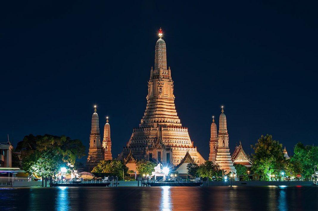 Deretan 6 Kuil di Thailand yang Megah dan Eksotis 8