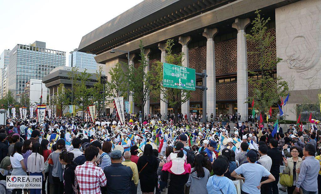 Mengenal Festival Chuseok Saat Musim Gugur di Korea Selatan 3