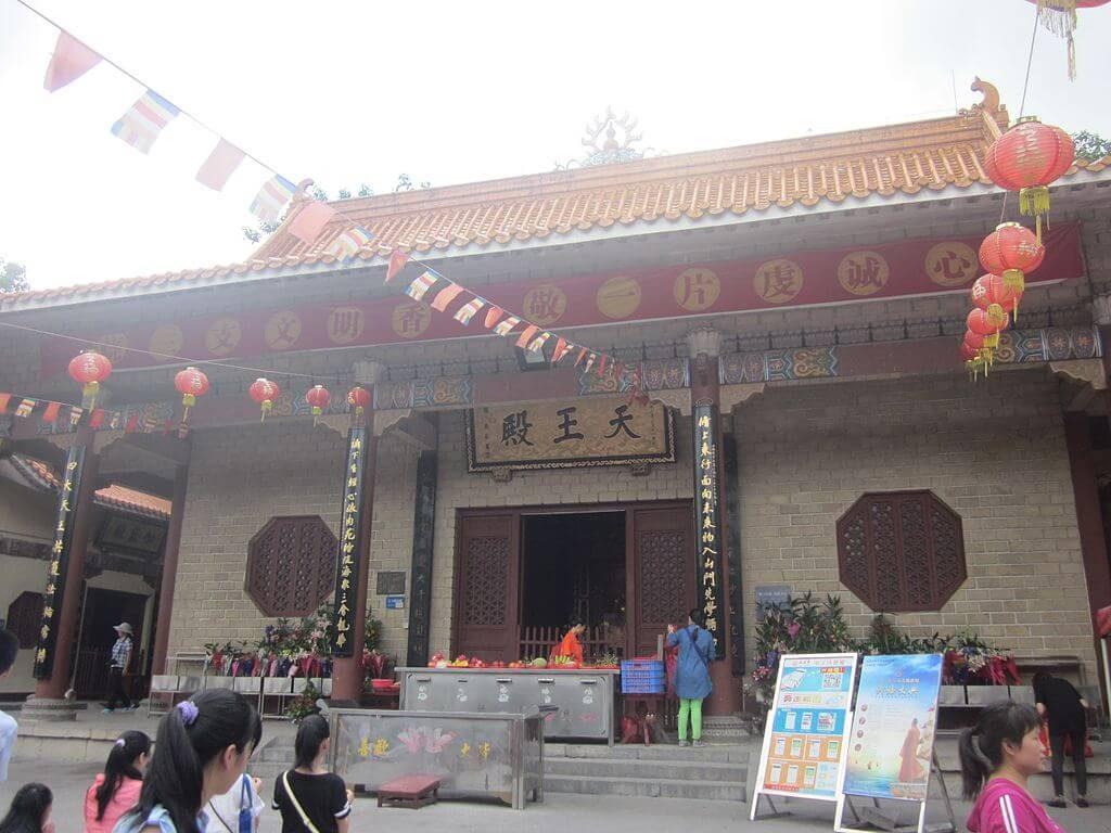 Kuil Hongfu