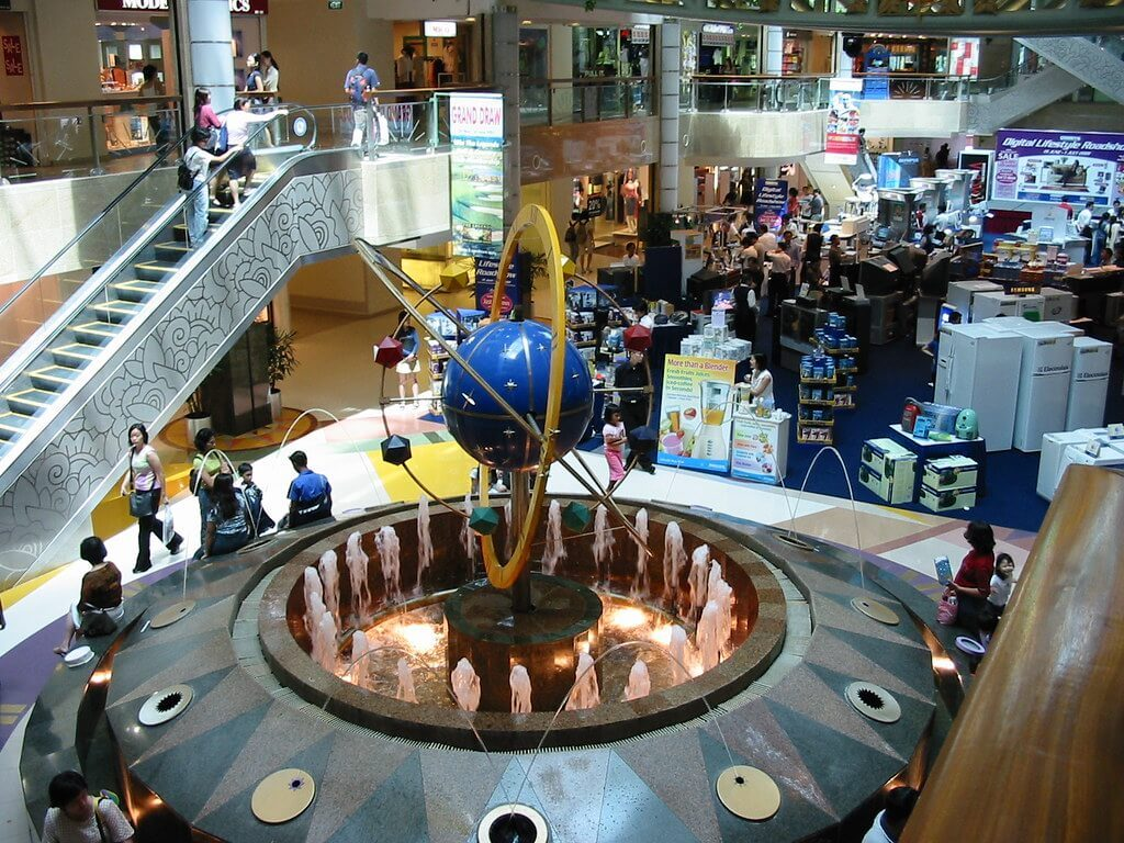 Singapore Shopping Centres