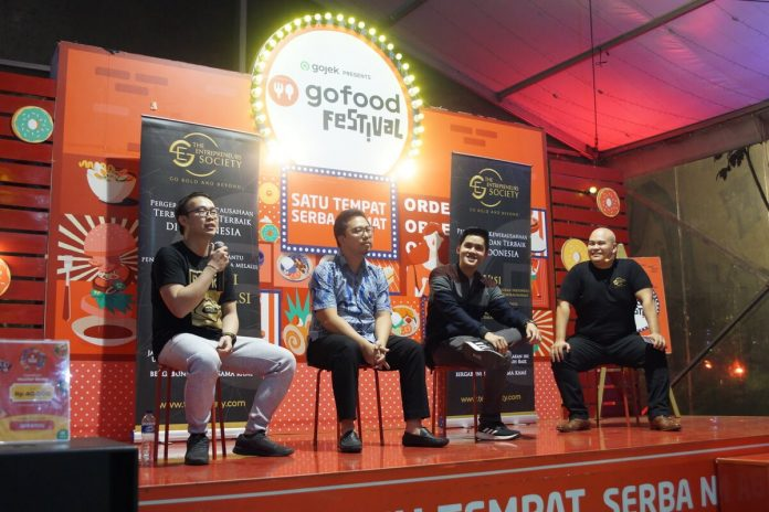 Tinjauan Foodpreneur 2019