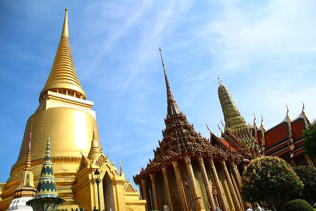 Deretan 6 Kuil di Thailand yang Megah dan Eksotis 7