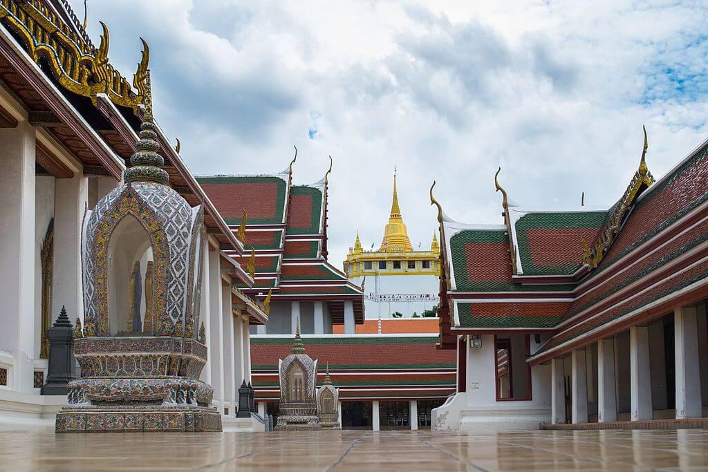Deretan 6 Kuil di Thailand yang Megah dan Eksotis 10