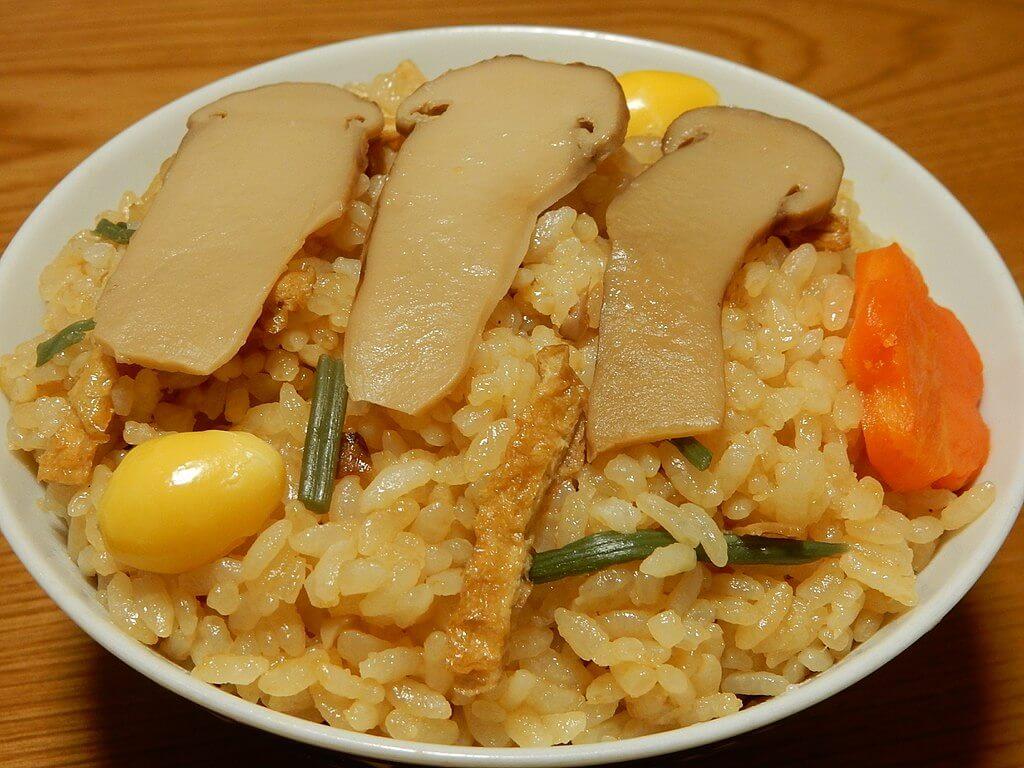 Jamur Matsutake