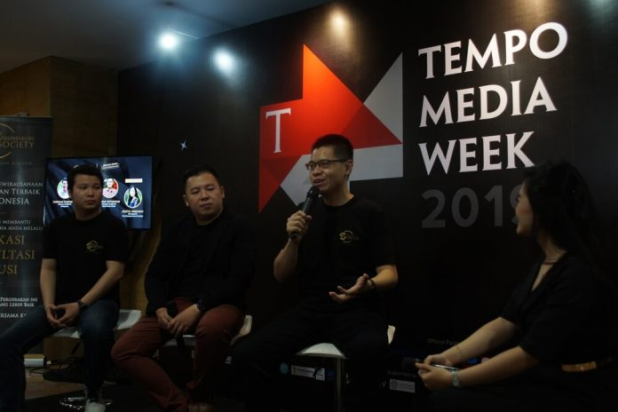 TEMPO MEDIA WEEK