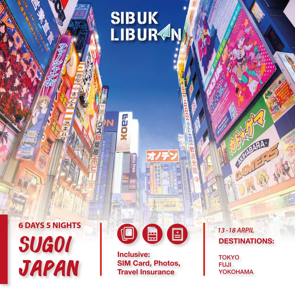 Jepang - Lihat Objek Wisata, Kuliner & Akomodasi Terbaik 1