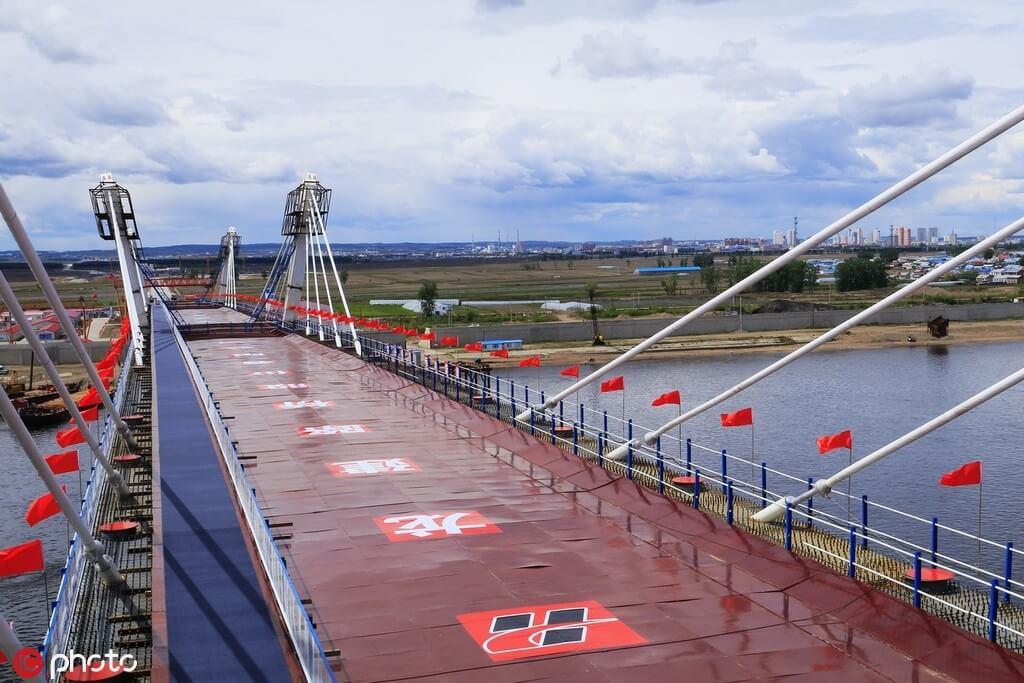 Jembatan china russia