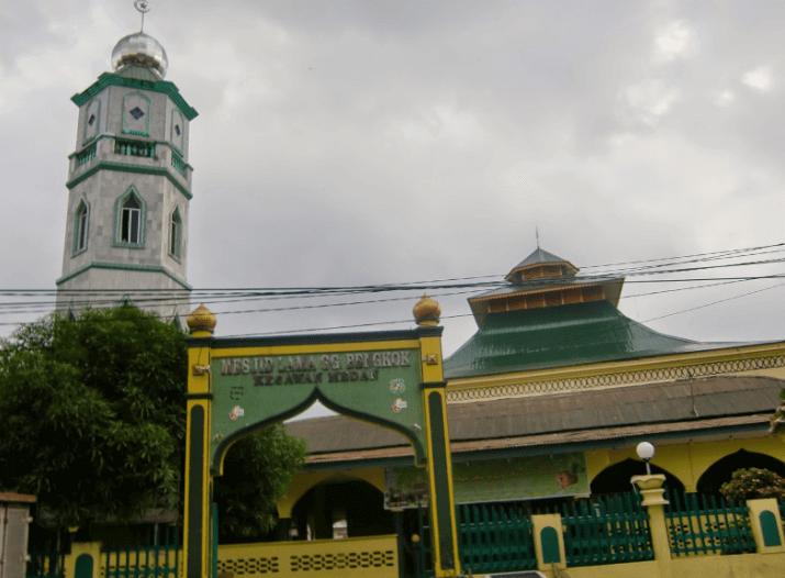 Masjid Lama Gang Bengkok