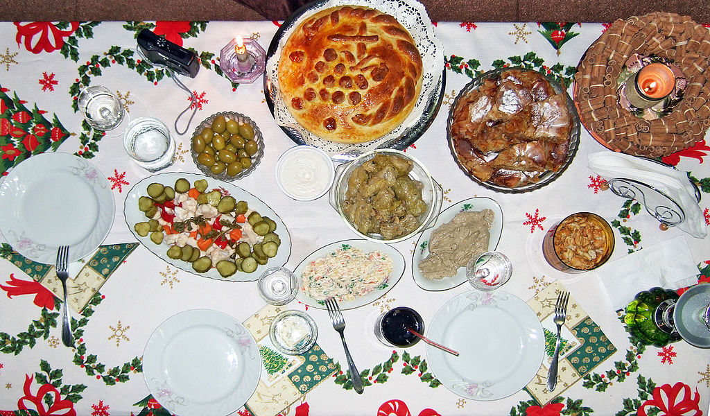 Ragam Tradisi Perayaan Natal dan Tahun Baru di Berbagai Negara di Dunia 15