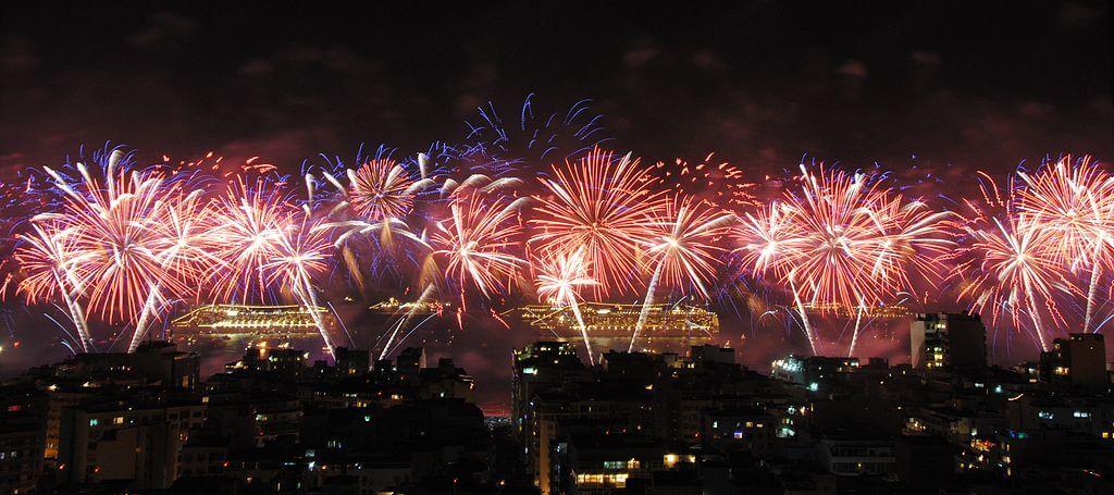 9 Festival Sambut Tahun Baru Unik di Dunia 14