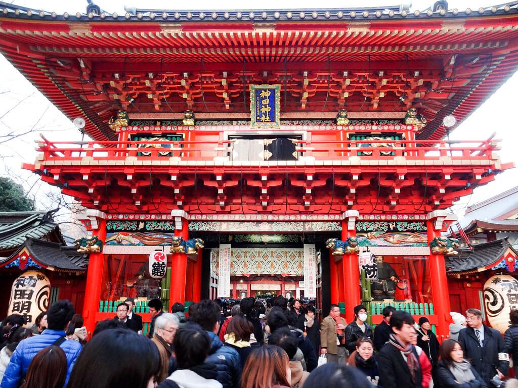 9 Festival Sambut Tahun Baru Unik di Dunia 10