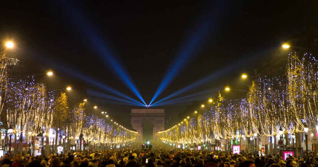 9 Festival Sambut Tahun Baru Unik di Dunia 11