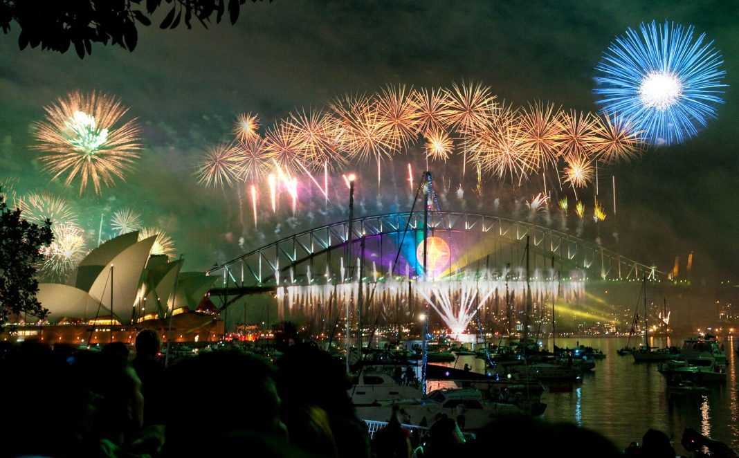 9 Festival Sambut Tahun Baru Unik di Dunia 13
